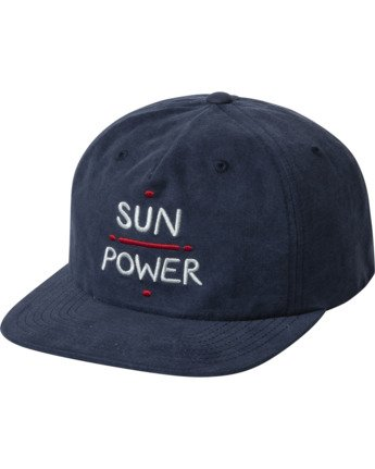 Bailey Elder Sun Power - Snapback Cap for Men  W5CPRNRVP1