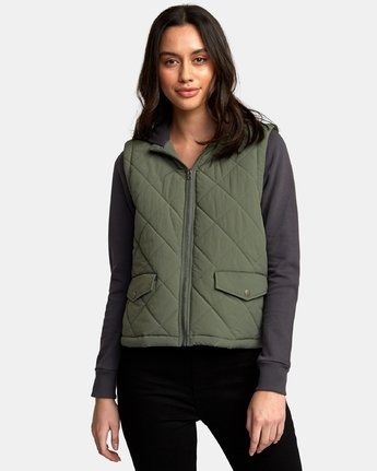 JOYRIDE ZIP FLEECE  W604VRJO