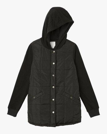 7 Pidy Longline Jacket  W609SRPI RVCA