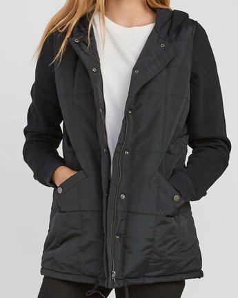 5 Pidy Longline Jacket  W609SRPI RVCA