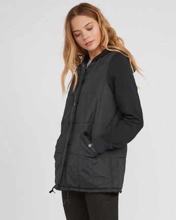 2 Pidy Longline Jacket  W609SRPI RVCA