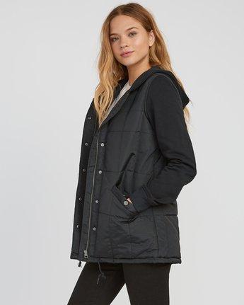 3 Pidy Longline Jacket  W609SRPI RVCA