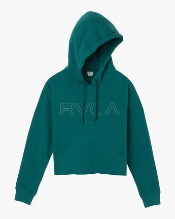 5 Pinner Cropped Hoodie Multicolor W621SRPI RVCA