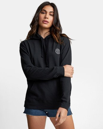 PATCH SEAL PO HOODIE  W6391RPS