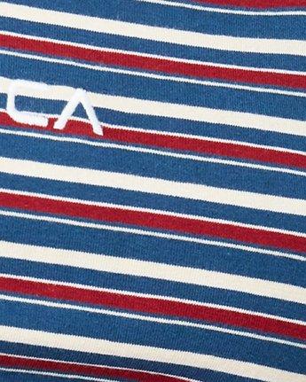 4 Holiday Stripes Tank Blue W990WRHS RVCA