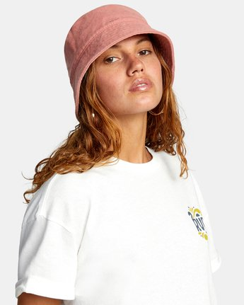 Drop In The Bucket - Bucket Hat for Women  W9HTRARVP1