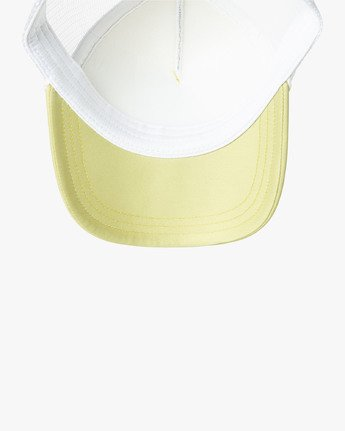 2 ISLAND HEX TRUCKER Yellow WAHW1RIH RVCA