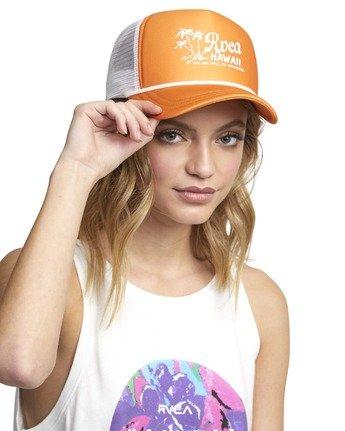 3 TROPICAL HAT Multicolor WAHW3RTR RVCA