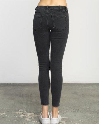 3 Dayley Mid Rise Denim Jeans  WCDP02DA RVCA
