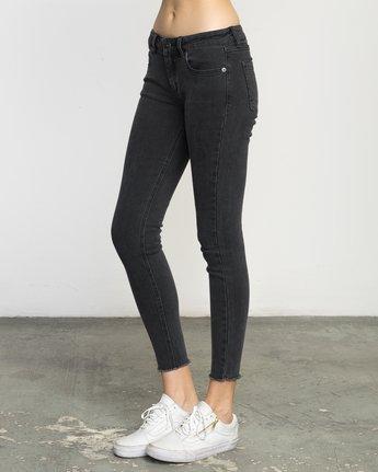 1 Dayley Mid Rise Denim Jeans  WCDP02DA RVCA