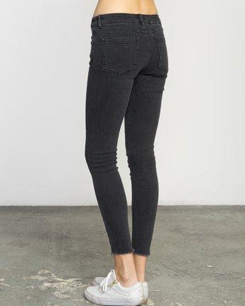 2 Dayley Mid Rise Denim Jeans  WCDP02DA RVCA