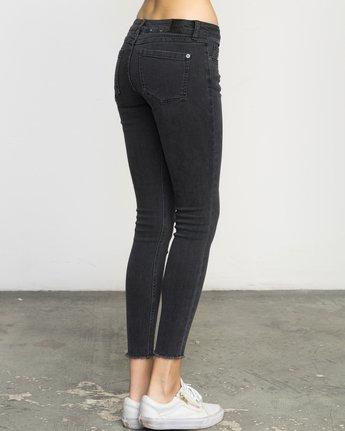4 Dayley Mid Rise Denim Jeans  WCDP02DA RVCA