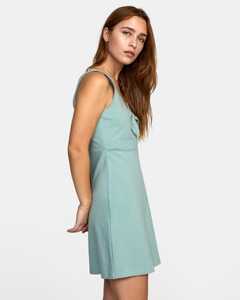 2 DENZEL DRESS Blue WD012RDE RVCA