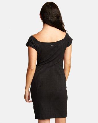 4 LIBRA DRESS Black WD022RLI RVCA