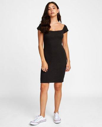 1 LIBRA DRESS Black WD022RLI RVCA