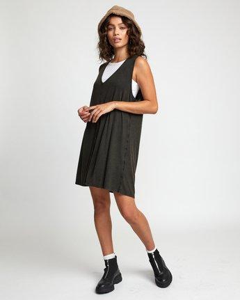 1 LOW DEF DRESS Black WD073RLO RVCA