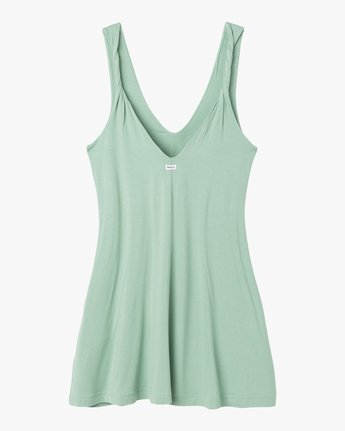 5 Chances Knit Tank Dress  WD07NRCH RVCA