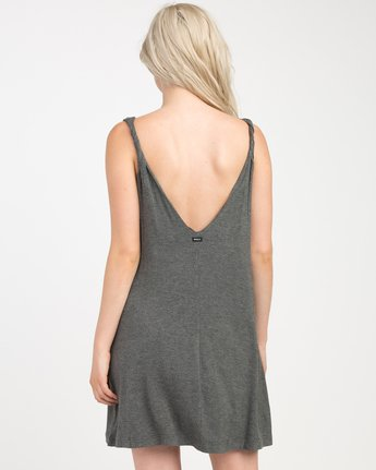 2 Chances Knit Tank Dress  WD07NRCH RVCA