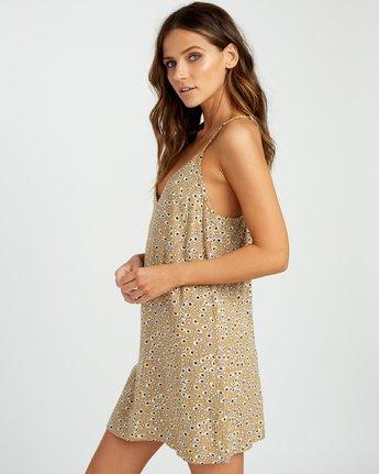 1 Fluke Printed Dress Yellow WD09URFL RVCA
