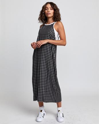 5 JULLIAN DRESS Black WD113RJI RVCA
