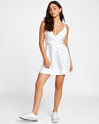 1 LACEY DRESS White WD122RLA RVCA