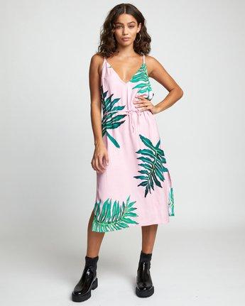 1 PALMER DRESS Pink WD133RPA RVCA