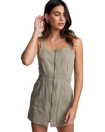 5 EMERY DRESS Brown WD193RES RVCA