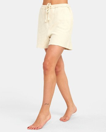 2 SAMSON FLEECE SOFT SHORT Brown WL021RSA RVCA