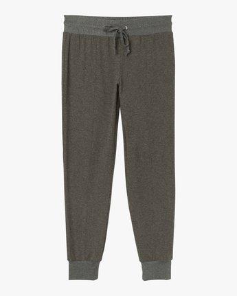 3 Kick It Fleece Pant  WL02SRKI RVCA