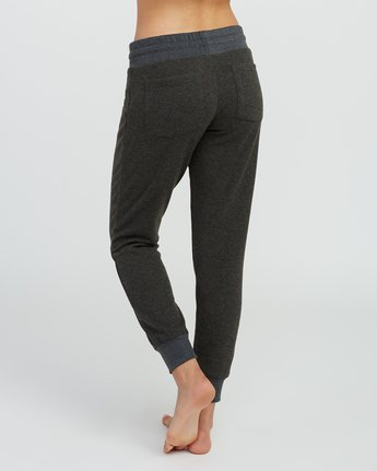 1 Kick It Fleece Pant Grey WL02SRKI RVCA