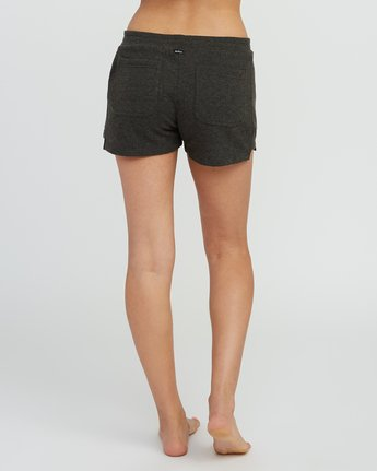 3 Chill Down Fleece Short Grey WL03SRCH RVCA