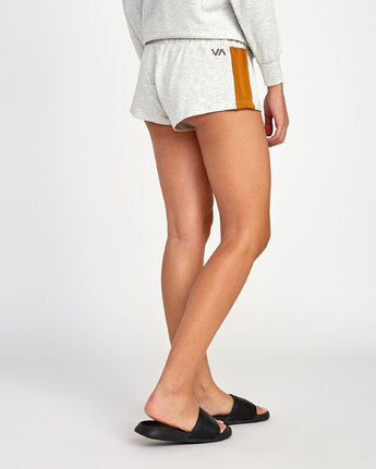 4 Kennedy Fleece Soft Short Multicolor WL05VRKE RVCA