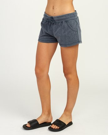 2 Ava Fleece Soft Short  WL08TRAS RVCA