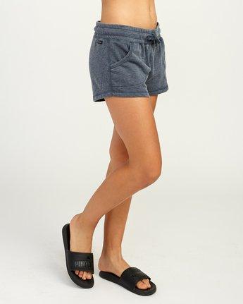 5 Ava Fleece Soft Short  WL08TRAS RVCA