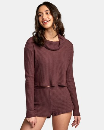 BLUSHING TOP  WL08WRBL