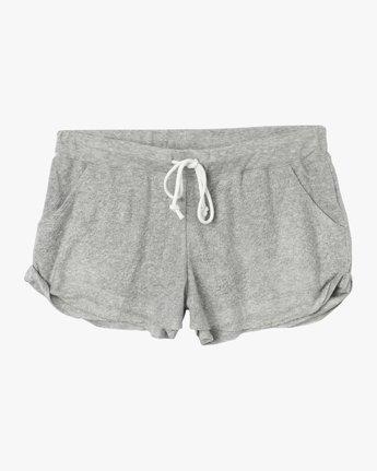 6 Whisper Fleece Soft Short  WL10TRWS RVCA
