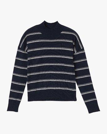 4 Armed Striped Sweater  WV01QRAR RVCA