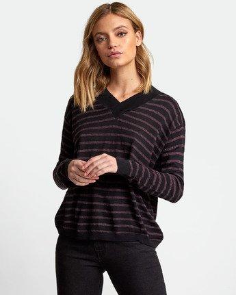 3 Abundant Lightweight Sweater  WV01WRAB RVCA