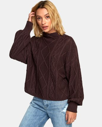 ATTRACTION SWEATER  WV03WRAT