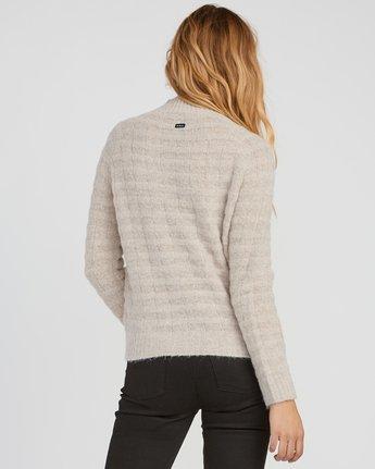 2 Mystars Knit Sweater Brown WV08SRMY RVCA