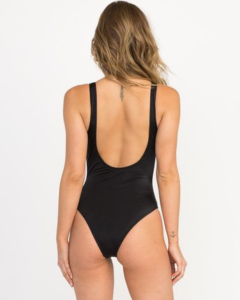 1 Blackout One Piece Swimsuit  X102QRBO RVCA