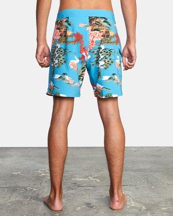 Restless - Recycled Swim Shorts for Men  X1BSRDRVS1