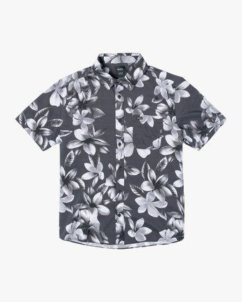 Curren Floral - Short Sleeve Shirt for Men  X1SHCARVMU