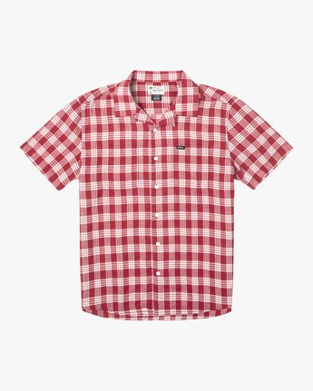 Evan Mock Palaka - Short Sleeve Shirt for Men  X1SHRERVS1