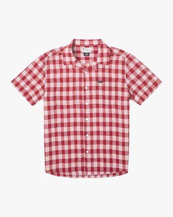 Evan Mock Palaka - Short Sleeve Shirt for Men  X1SHRERVS1