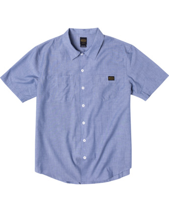 Day Shift - Short Sleeve Shirt for Men  X1SHRFRVS1