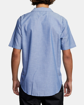 Recession Collection Day Shift - Short Sleeve Shirt for Men  X1SHRFRVS1