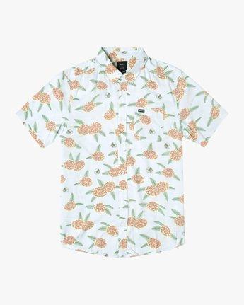 Luke Pelletier Floral - Short Sleeve Shirt for Men  X1SHRHRVS1