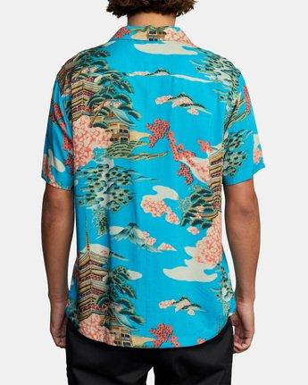 Kyuka - Short Sleeve Shirt for Men  X1SHRLRVS1