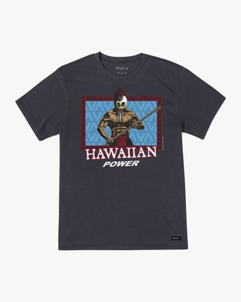 Evan Mock Hawaiian Warrior - T-Shirt for Men  X1SSRIRVS1